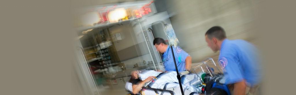 Emmergency Treatment for Patient