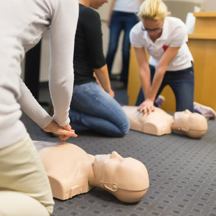 Training Program to Save Someone's Life