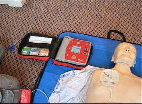 Online CPR AED Training