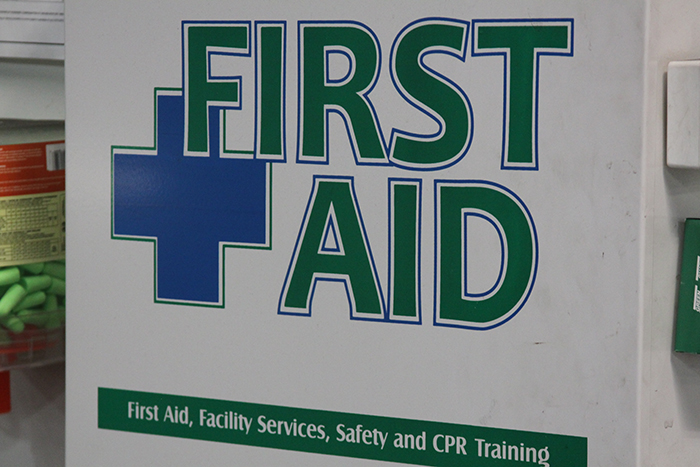 CPR first aid certification