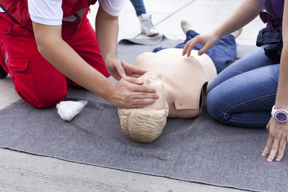 CPR Training Online