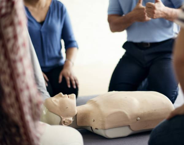 firstaid certification